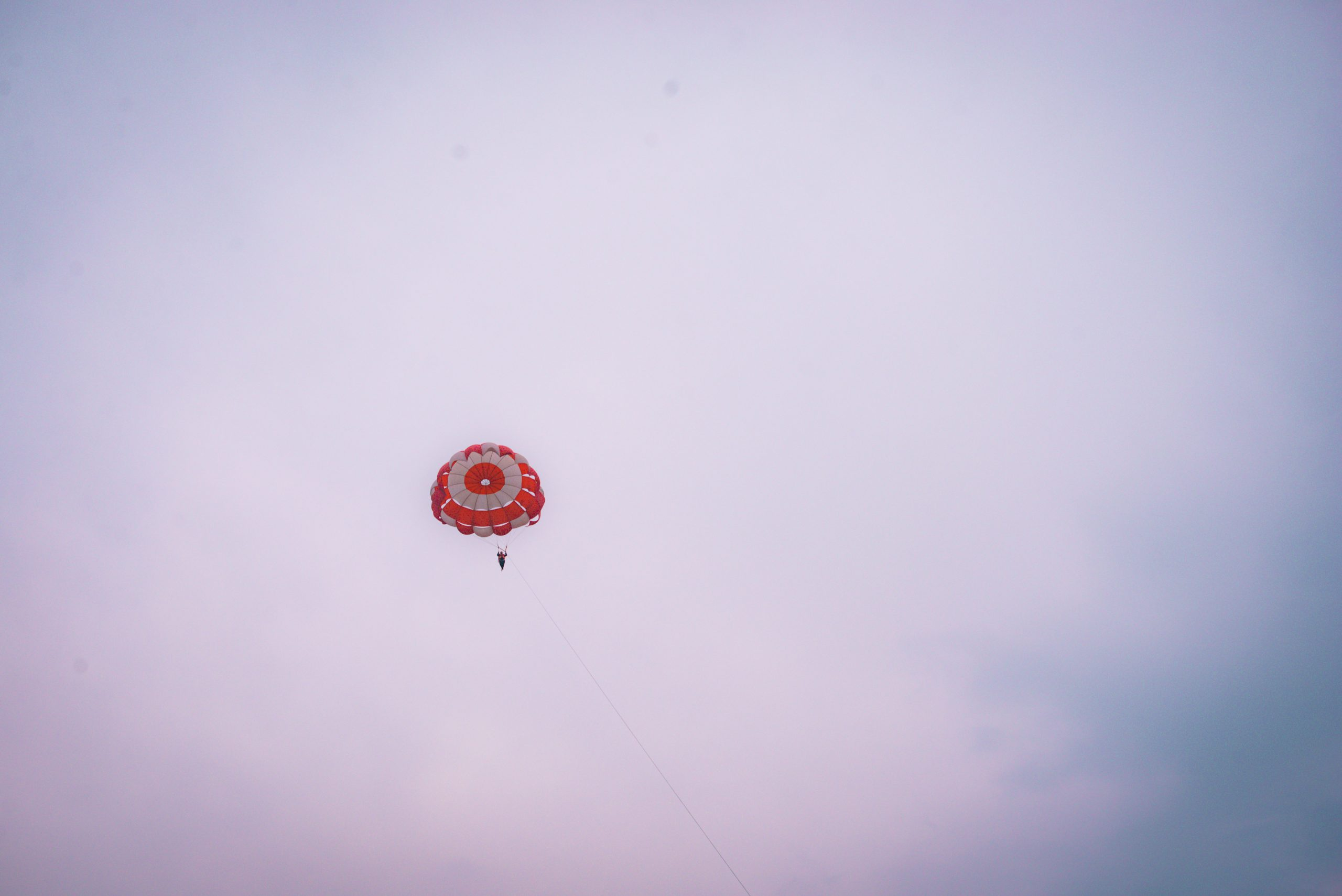 Using A Bed Sheet For A Parachute And Trying To Make Money Online… Part 1